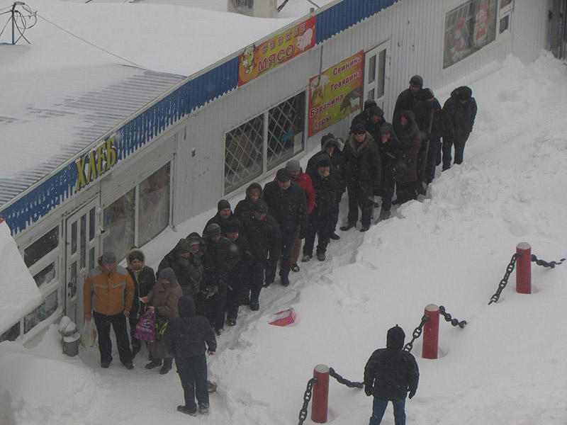 snowyRostov10 Ростов на Дону: четвертый день в снежном плену