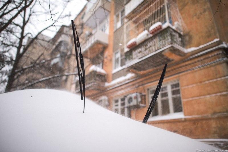snowyRostov15 Ростов на Дону: четвертый день в снежном плену