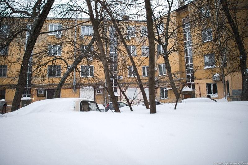 snowyRostov18 Ростов на Дону: четвертый день в снежном плену