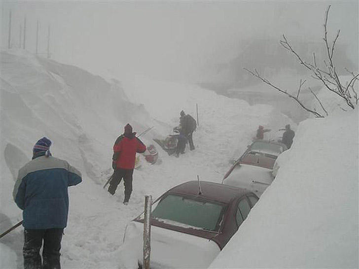 snowyRostov22 Ростов на Дону: четвертый день в снежном плену