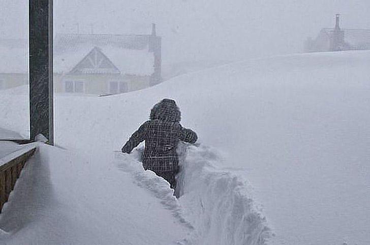 snowyRostov23 Ростов на Дону: четвертый день в снежном плену
