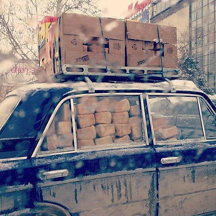 snowyRostov26 Ростов на Дону: четвертый день в снежном плену