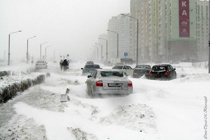 snowyRostov35 Ростов на Дону: четвертый день в снежном плену