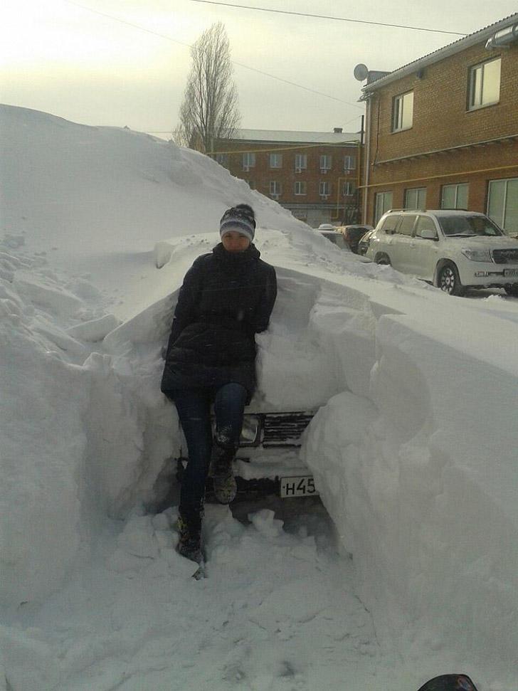 snowyRostov36 Ростов на Дону: четвертый день в снежном плену