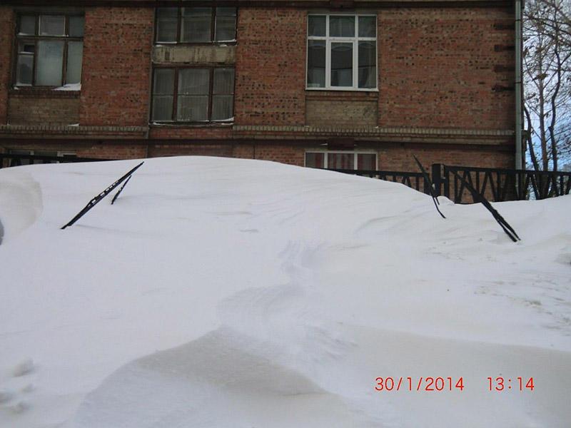 snowyRostov38 Ростов на Дону: четвертый день в снежном плену