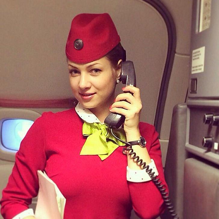 stewardessrfgirls01 Самые красивые стюардессы России