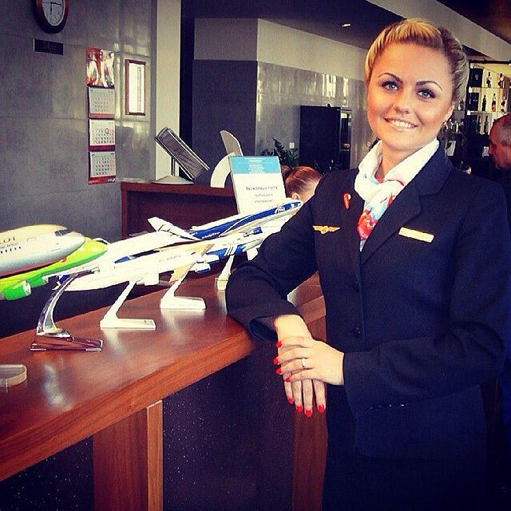 stewardessrfgirls02 Самые красивые стюардессы России