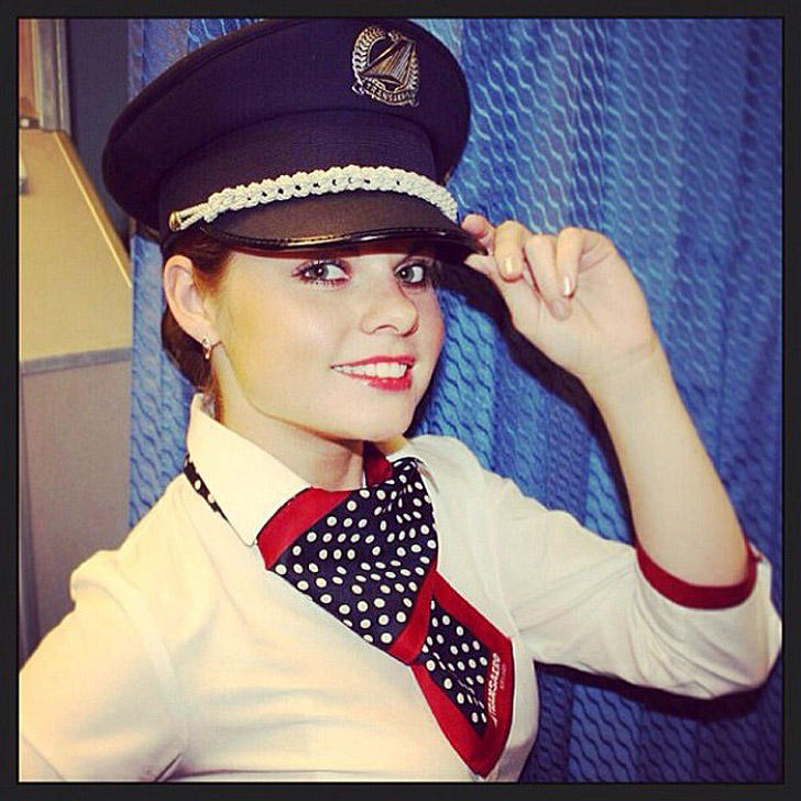 stewardessrfgirls04 Самые красивые стюардессы России