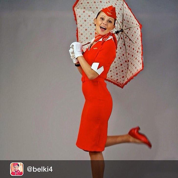 stewardessrfgirls07 Самые красивые стюардессы России