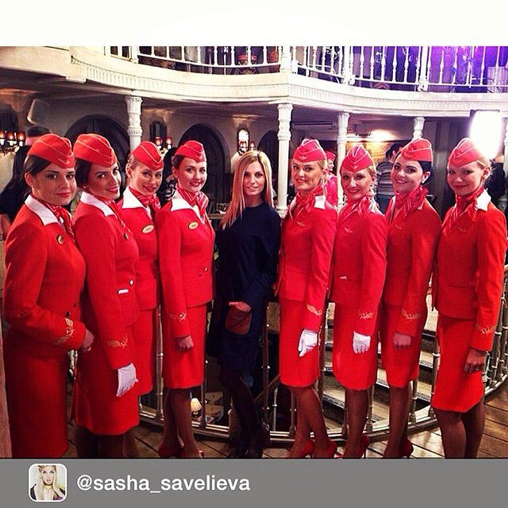 stewardessrfgirls11 Самые красивые стюардессы России