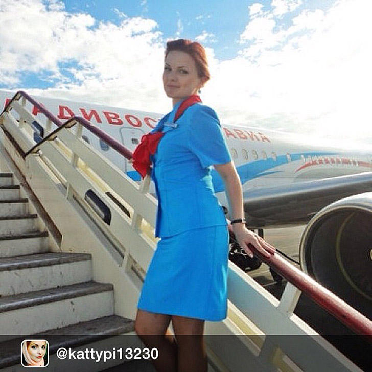 красивые стюардессы фото