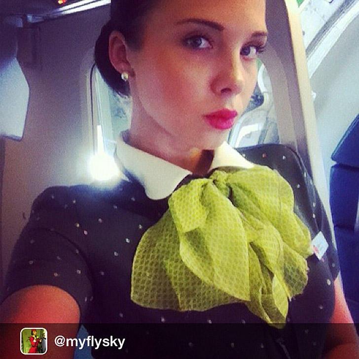 stewardessrfgirls13 Самые красивые стюардессы России