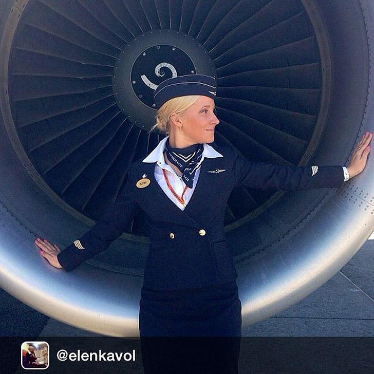 stewardessrfgirls14 Самые красивые стюардессы России