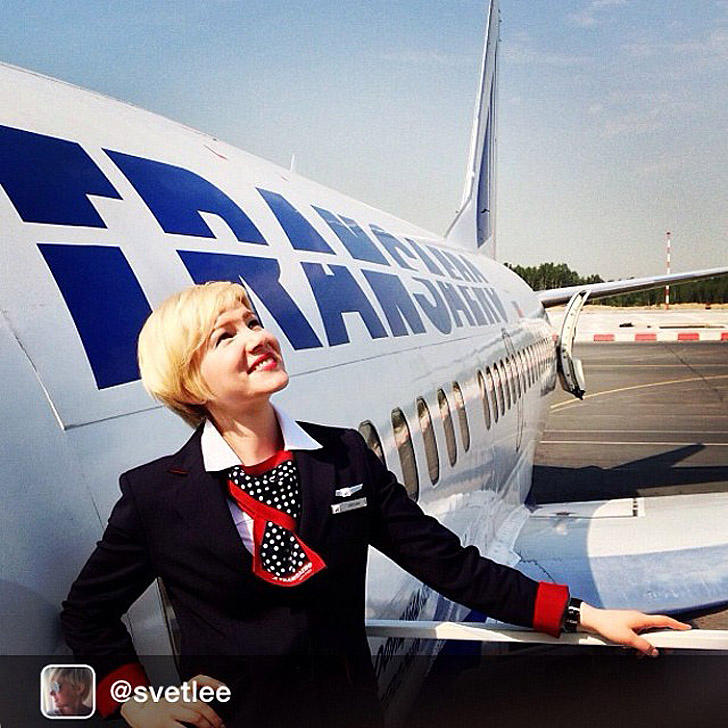 stewardessrfgirls15 Самые красивые стюардессы России