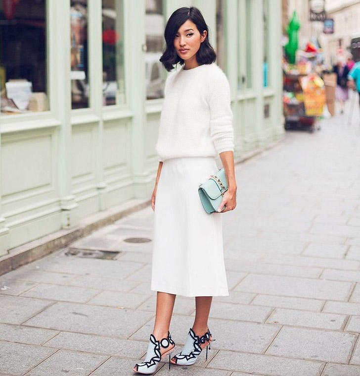 stylishbloggers03 Поэтика улиц: 9 девушек блогеров с безупречным вкусом