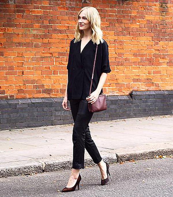 stylishbloggers05 Поэтика улиц: 9 девушек блогеров с безупречным вкусом