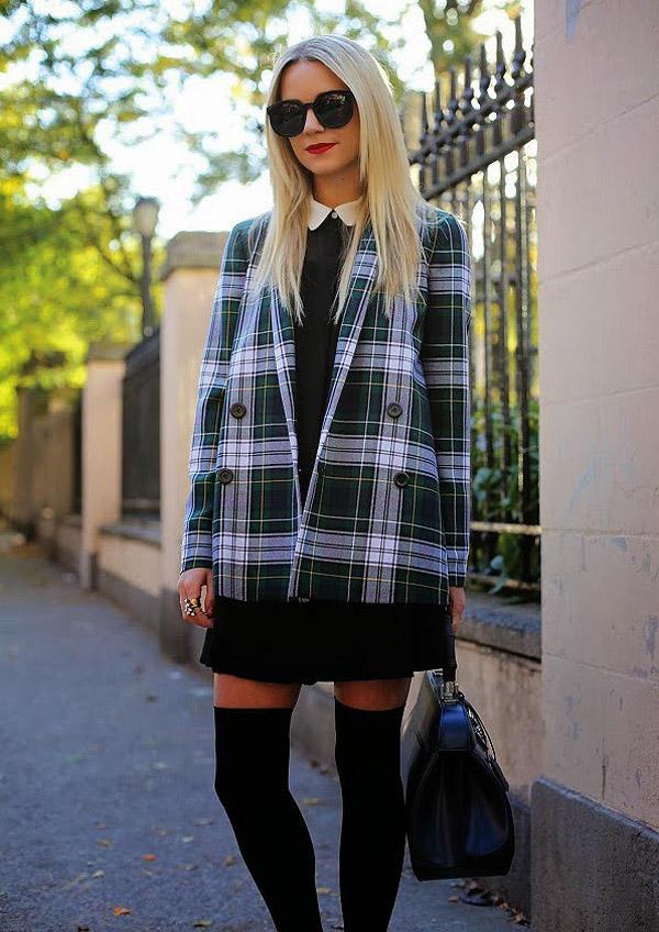 stylishbloggers07 Поэтика улиц: 9 девушек блогеров с безупречным вкусом