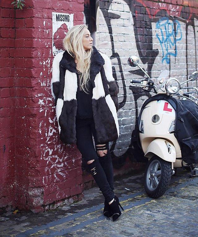 stylishbloggers13 Поэтика улиц: 9 девушек блогеров с безупречным вкусом
