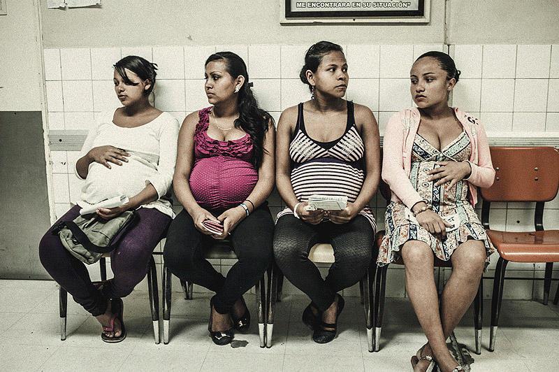 teenmums11 Матери подростки Гондураса