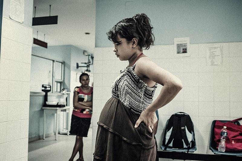 teenmums12 Матери подростки Гондураса