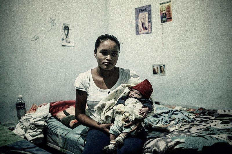teenmums22 Матери подростки Гондураса
