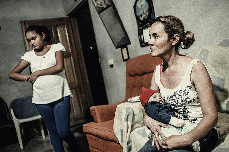 teenmums24 Матери подростки Гондураса