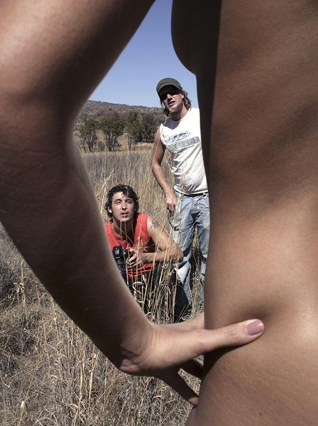 terraol3 За кулисами эротической фотосессии журнала Playboy