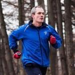 Олимпийский забег длиною в месяц