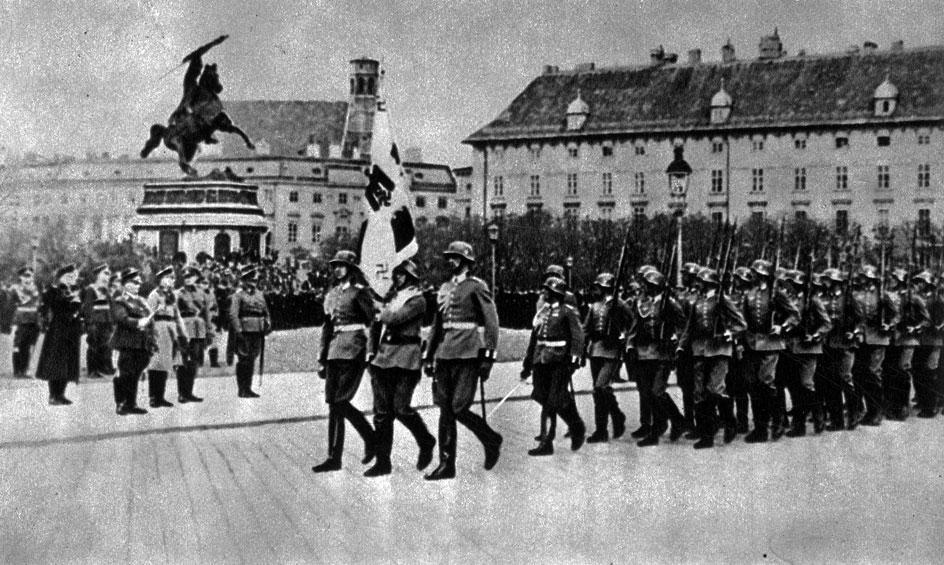 9. Аннексия Австрии Германией – 1938 г.