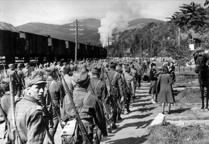 10. Аннексия Бессарабии Румынией – 1918 г.
