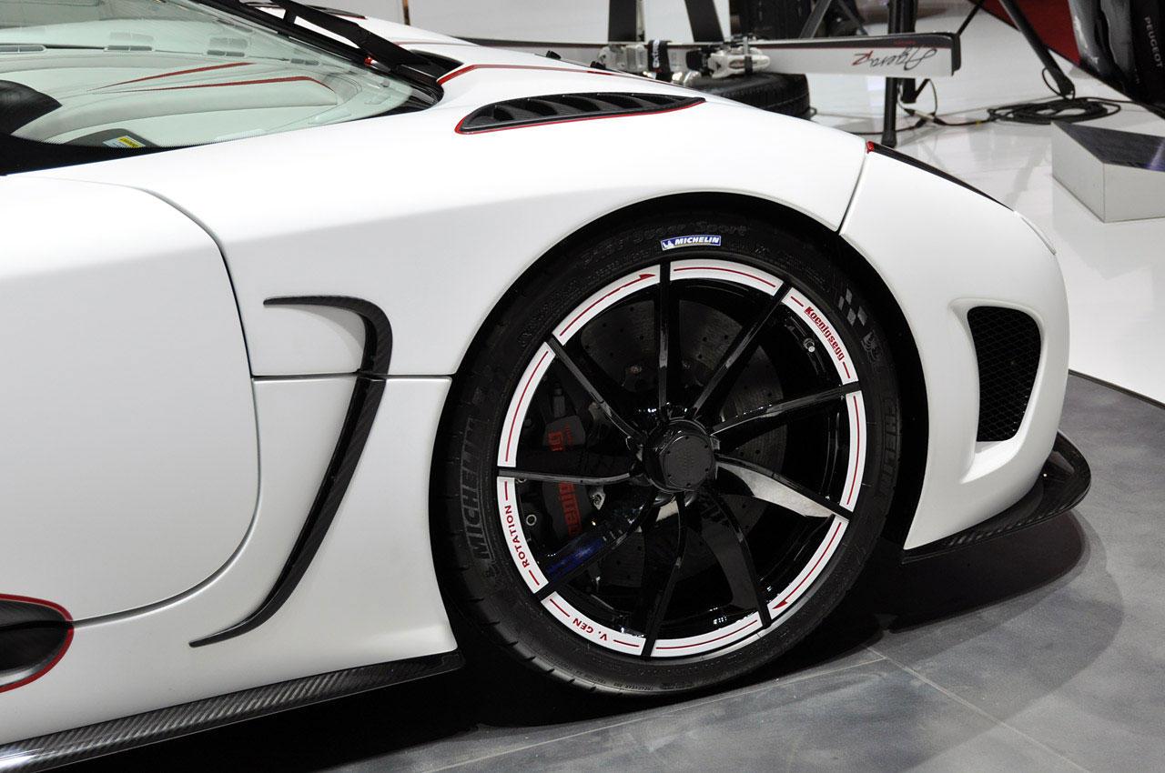 78 Koenigsegg Agera R : Наперегонки с ветром