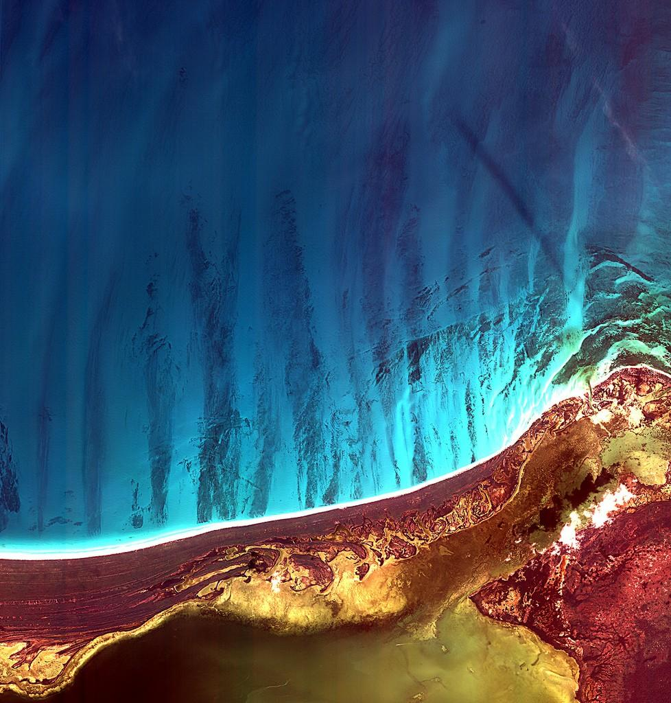 ESAarchive01 Наша прекрасная планета   вид с орбиты