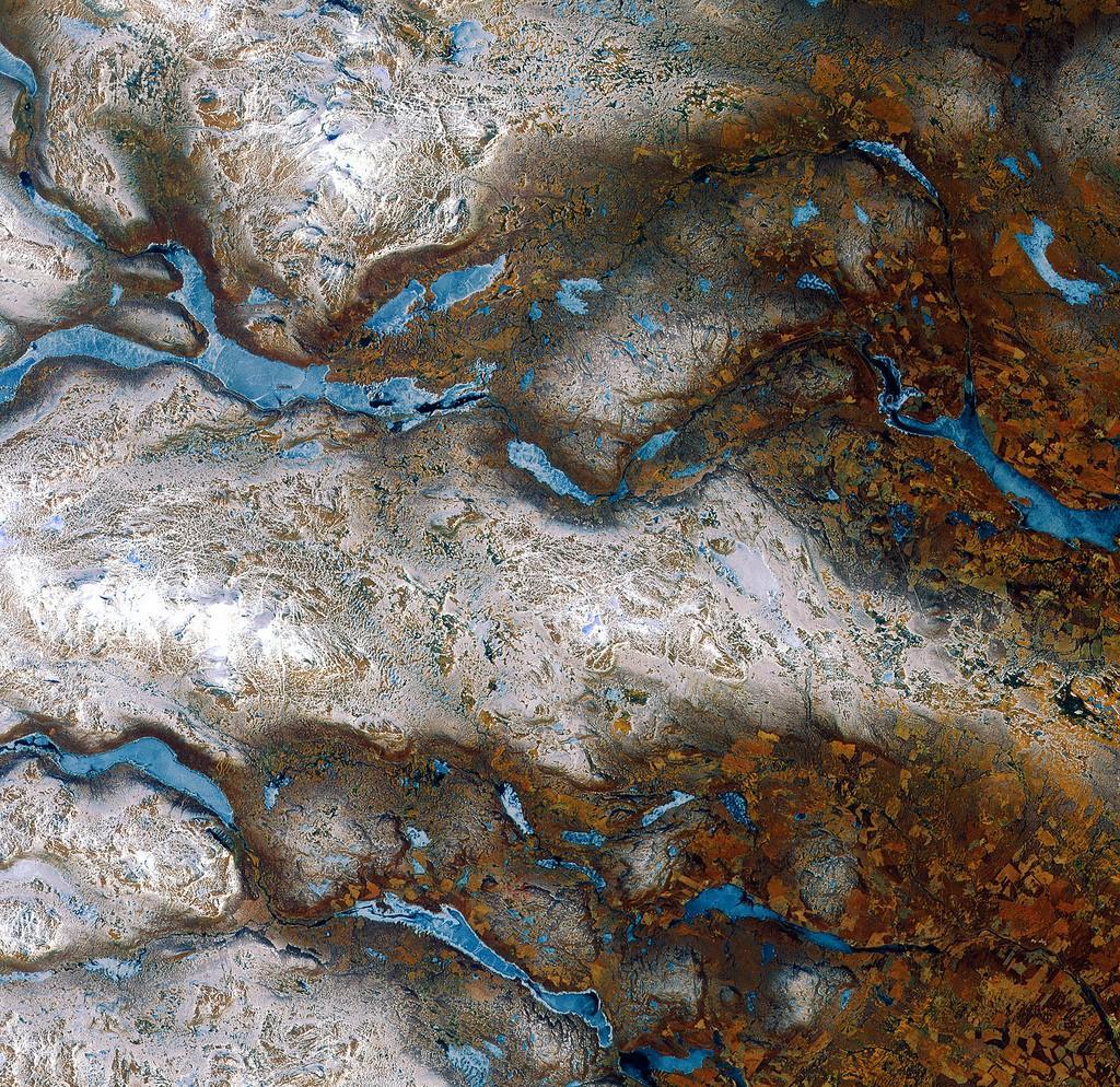 ESAarchive08 Наша прекрасная планета   вид с орбиты
