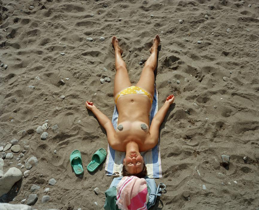 40 ностальгических кадров: Ялта 90-х годов в объективе британского фотографа фото