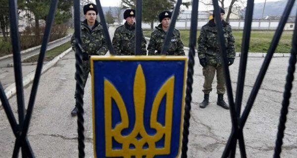 На Украине началась всеобщая мобилизация