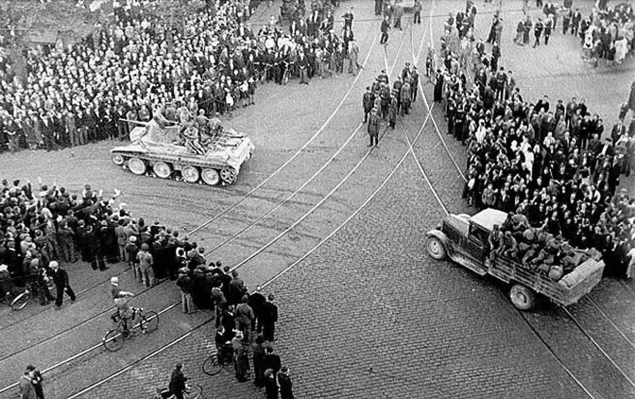 7. Аннексия Прибалтики СССР – 1939-1941 гг.