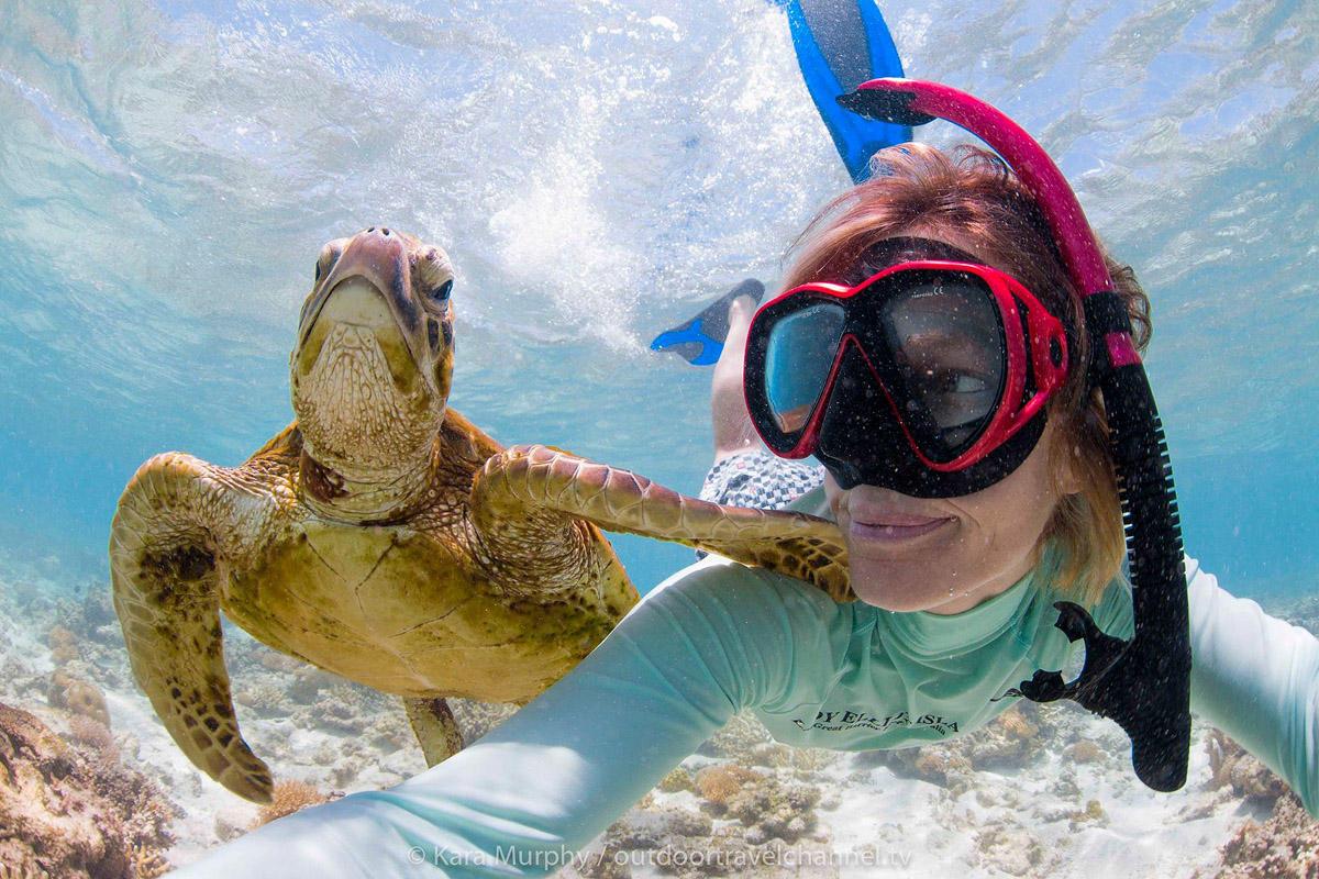 Snorkeling01 25 лучших мест для сноркелинга