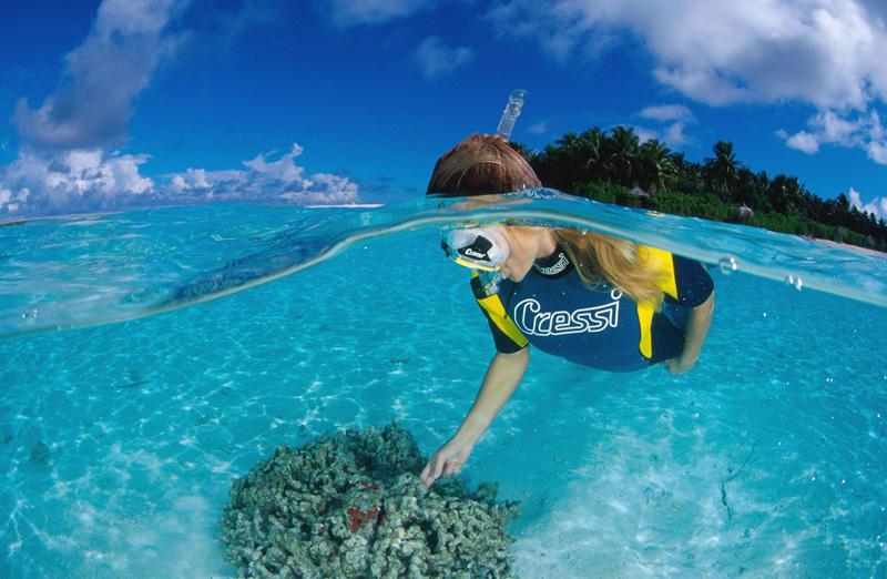 Snorkeling13 25 лучших мест для сноркелинга