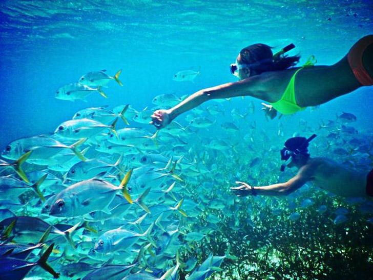 Snorkeling20 25 лучших мест для сноркелинга