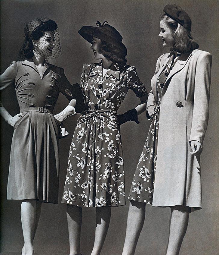 XXfashion17 Мода десятилетий XX века