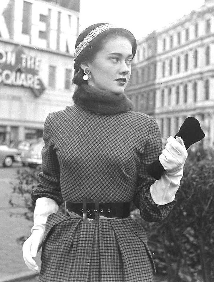 XXfashion24 Мода десятилетий XX века
