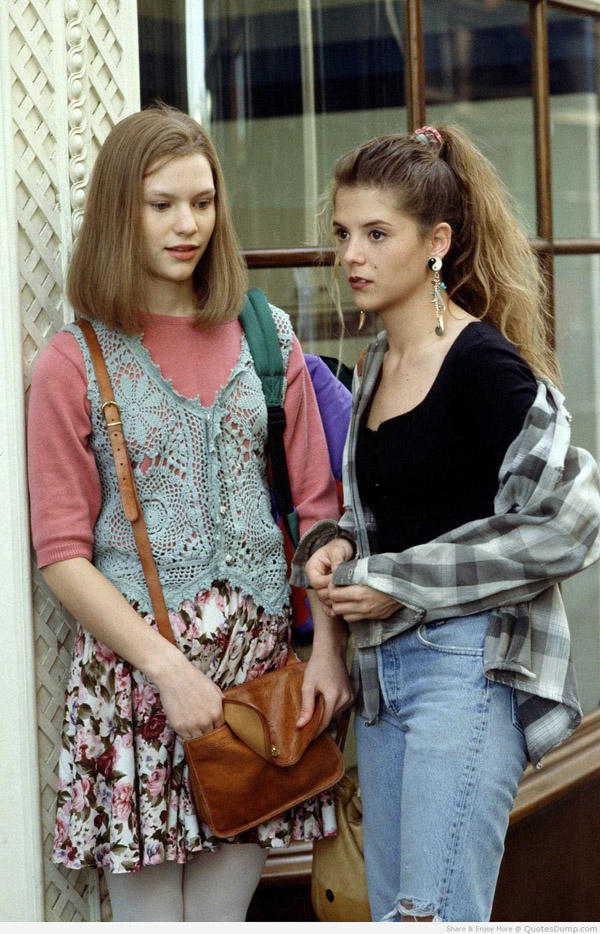 90s fashion for girls
