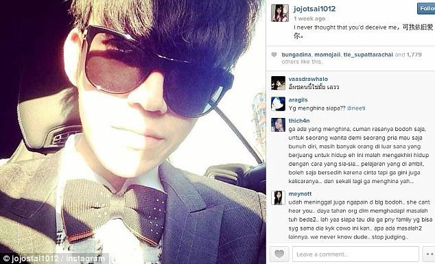 article 2582395 1C5A234000000578 753 634x385 Смерть в Instagram: юная китаянка задокументировала свое самоубийство