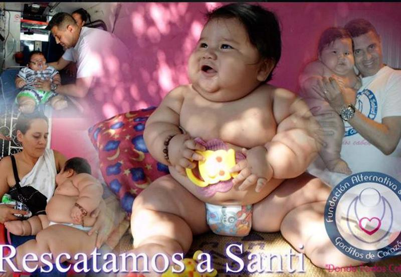 article 2584258 1C6B369F00000578 482 634x439 Ожиревшего 8 месячного малыша изъяли у родителей