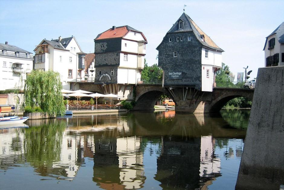 bridgehouse11 Понты на воде
