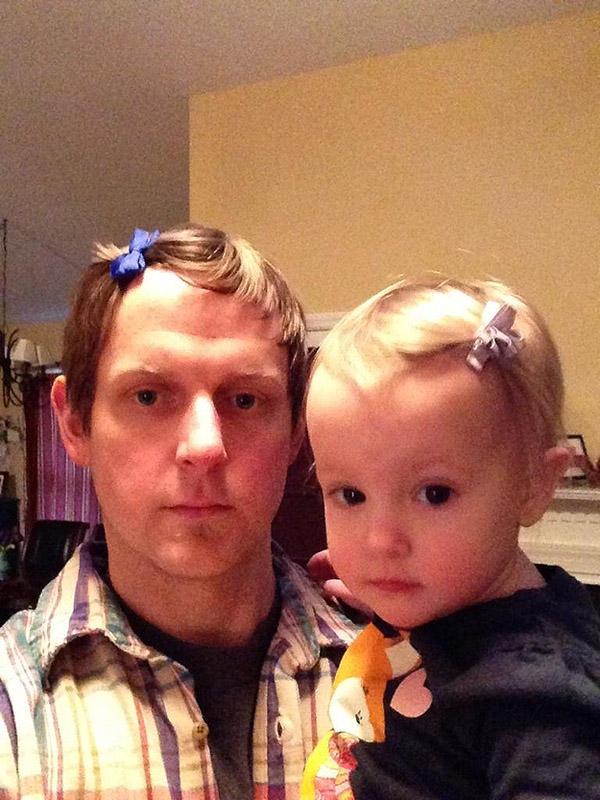 dadanddaughter15 Папы и дочки трогательные моменты