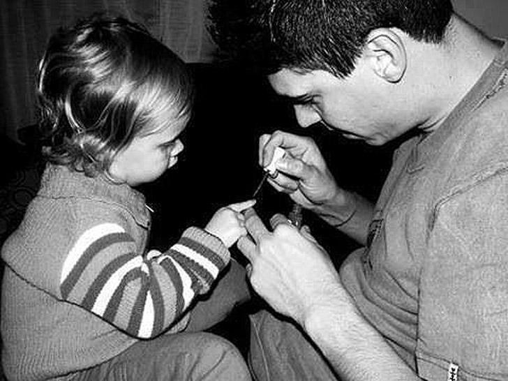 dadanddaughter29 Папы и дочки трогательные моменты