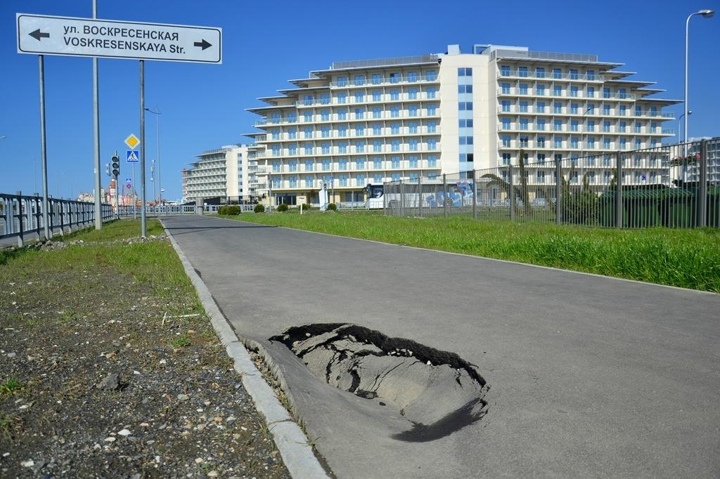 deadcity34 Мертвый город в Сочи