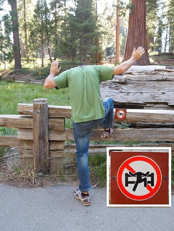 fcukthesystem02 Пост для тех, кто хоть раз в жизни нарушал дурацкие правила