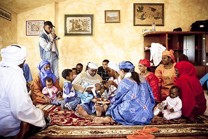 ituareg01 Туареги в Италии